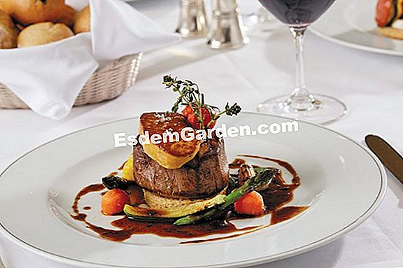 Tournedos Rossini stil