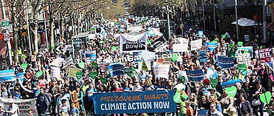 Global Climate March, 21 September 2014