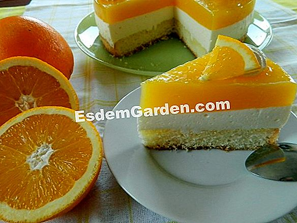 Genoise cu clementine