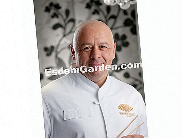 Thierry Marx, chef